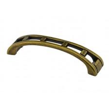 Мебельная ручка CD 3047-0096-EАВ старое золото ДС