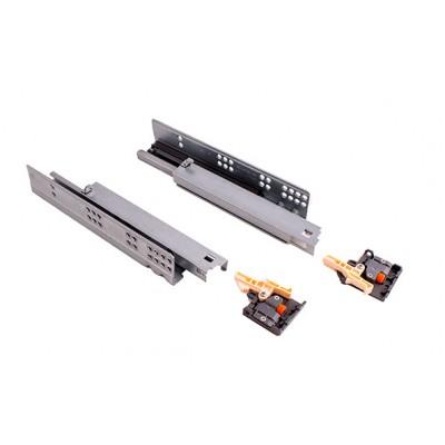 Направляющая скрытого монтажа 18 мм L-600 полного выдвижения SS80600H1 - 85640