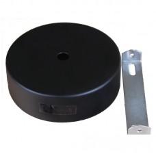 Настенное крепление черное для трекового LED светильника 15W