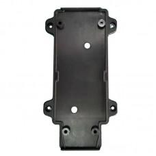 Настенное крепление черное, пластик, для трекового LED светильника 15W