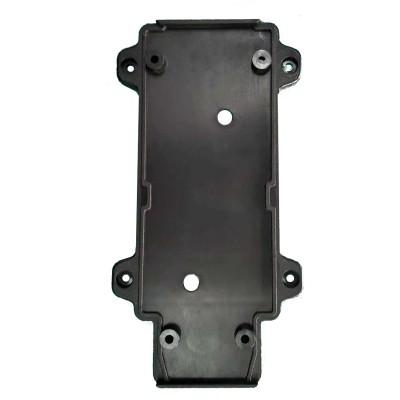 Настенное крепление черное, пластик, для трекового LED светильника 30W - EH-NKRP-0007