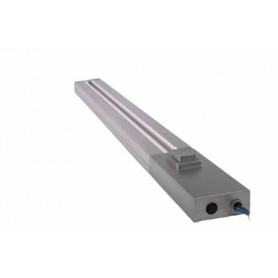 Трековая рейка серебро 0,5м - EH-PT-05