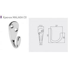 Крючок GTV MALAG CO хром