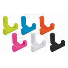 Крючок мебельный K2202 Голубой