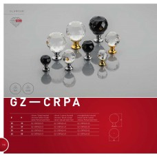 Ручка Crystal Palace CRPA d 20 Gold