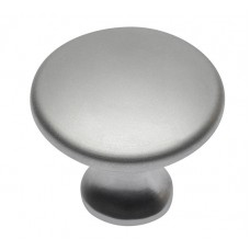 Ручка кнопка GTV UDINE d 29 мм Алюминий
