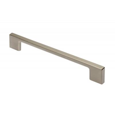 Ручка UZ-819 128 мм шлифованные сталь - uz-819128-06