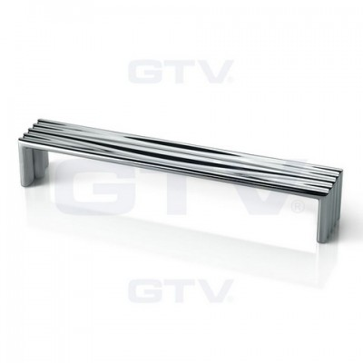 Ручка CADIS 160 мм Алюминий - uz-cad160-05