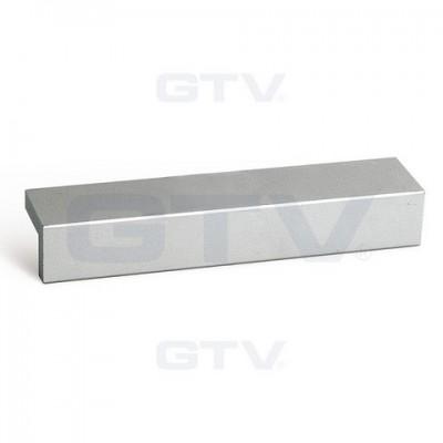 Ручка AA - 03 L-256 алюминий - UA-A3-256288