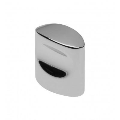 Ручка кнопка CLEO Хром - GZ-CLEO-1-01