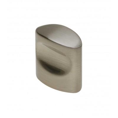 Ручка кнопка CLEO Сталь - GZ-CLEO-1-06