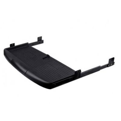 Полка под клавиатуру черная - PU-KEY027-20