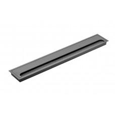 Пропуск для кабеля врезной GTV MERIDA 80х500 черный