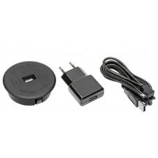 Встроенное зарядное устройство GTV с USB-разъемом