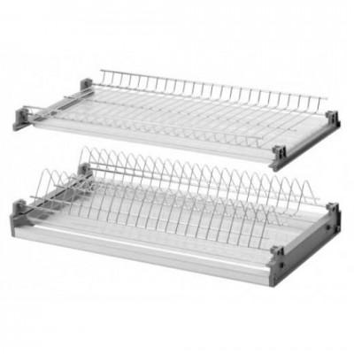Сушка для посуды L-400 хром - OC-2PV340-01