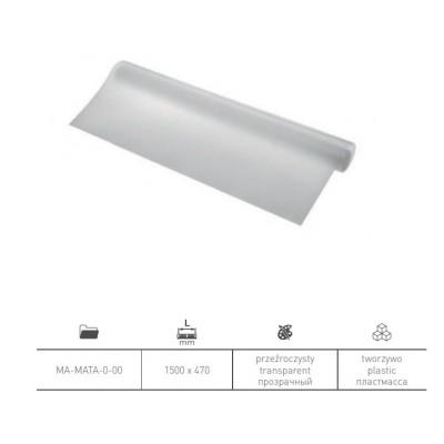 Коврик антискользящий прозрачный шир. 0,473 м х1.5 м - MA-MATA-0-00
