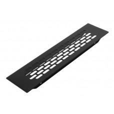 Решетка вентиляционная GTV Черная 245x60