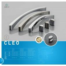 Ручка CLEO 128 мм, Сталь