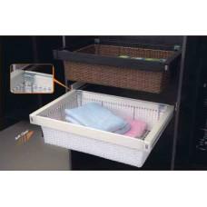 Корзина плетеная для шкафа FV06С-WH (830х447х218)
