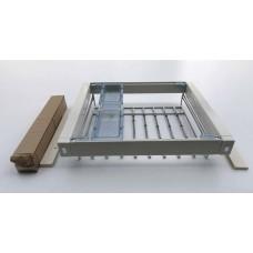 Вешалка для брюк стальной с лотком FV04A-WH (530х447х130)