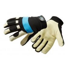 Перчатки защитные 10 '' на липучках