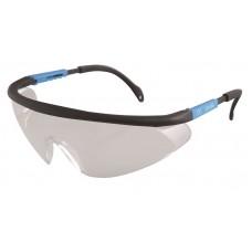 Очки защитные стекло PC поликарбонат с регулировкой заушников