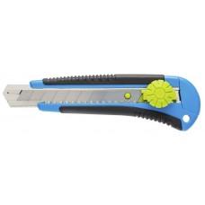 Нож со сменными сегментами 18 мм и блокировкой SK5 STEEL