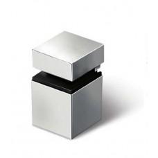 Полкодержатель GS02 хром (квадрат)