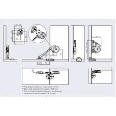 Нижний масляный лифт VIM - Длинное плечо