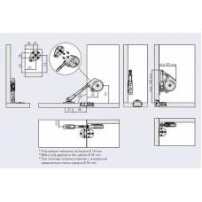 Нижний масляный лифт VIM - Короткое плечо