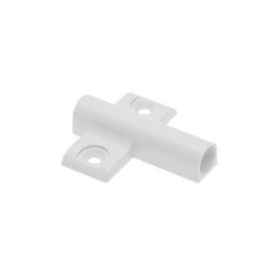 Крепления GTV к амортизатора пневматического крестообразно Белое - AM-ADAP0A-10