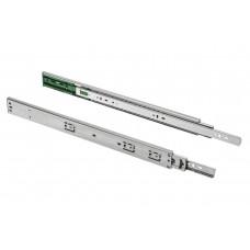 Направляющие шариковые GTV 500 VERSALITE LIGHT с доводчиком (1,2 мм)