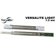 Направляющие шариковые GTV 550 VERSALITE LIGHT с доводчиком (1,2 мм)