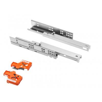 Комплект Modern slide Push to open полн.открывания 550мм - pb-0fpo-550