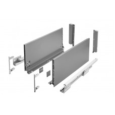 Выдвижная система AXIS PRO l-450 мм очень высокий H199 Графит