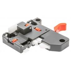 Направляющие MODERN SLIDE нижнего крепления полного выдвижения L-450 (16-18 мм) 3D