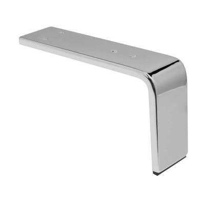 Ножка мебельная MODERN D4 хром - nm-mdn-d4-01