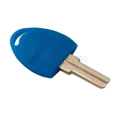 Ключ к цифровому замку 138 Голубой - ZZ-KLMASTER
