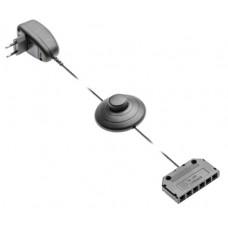 Блок питания для светодиодных клипс 1,5w + Дистрибьютор