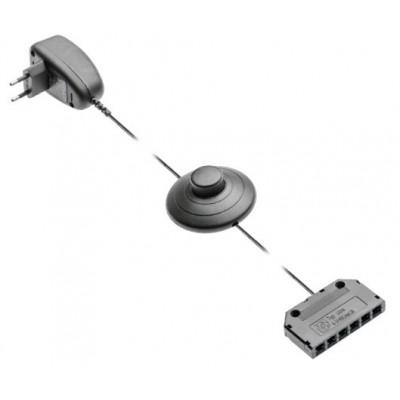 Блок питания для светодиодных клипс 1,5w + Дистрибьютор - LD-ZSKL15-00N