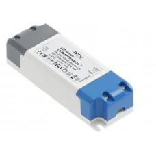 Трансформатор GTV LED PRO 12V 16W для светодиодного светильника