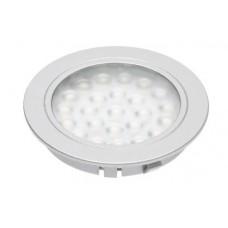Светильник ALVARO LED круглый холодный белый