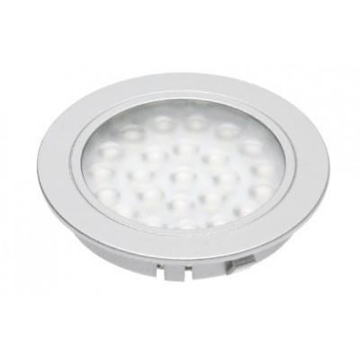 Светильник ALVARO LED круглый холодный белый - LD-AL24ZB-53