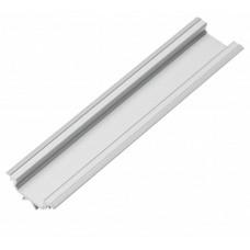 Алюминиевый профиль GLAX угловой, 2 метра (цена за 2 метра)
