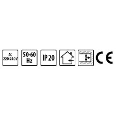 Трансформатор 15W для светодиодного светильника