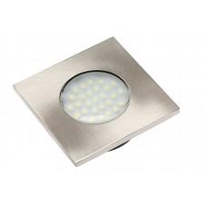 Набор 3 квадратных светодиодных светильников MARBELLA PLUS теплый Белый