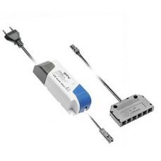 Трансформатор GTV LED PRO 12V 24W для светодиодного светильника дистрибьютер