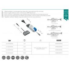 Трансформатор GTV LED PRO 12V 16W для светодиодного светильника дистрибьютер