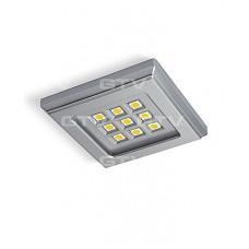 Светильник светодиодный квадратный хром VINCENTE б / х