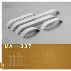 Ручка UA-337 160 мм Алюминий